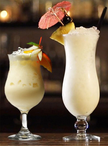 Pina Colada Juices